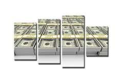 Доллар. 10 тысяч (модульная)
