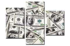 Доллар 3 (модульная)