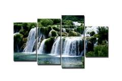 Каскад водопадов (Модульная)
