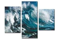 Морская волна (модульная)