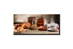 Кофе и булочки (Панорамная)